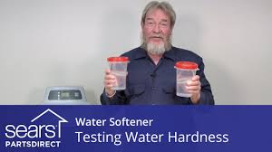 how to check your water hardness u2013 troubleshooting water softener