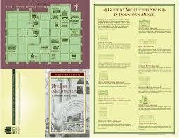historic district brochures