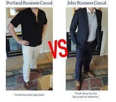 fast food critic tackles portland u0027s professional dress code
