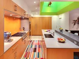 Gray And Yellow Kitchen Rugs Cool Yellow Kitchen Rug Bold And Modern Colorful Kitchen Rugs Area