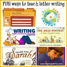 thanksgiving letters teaching with tlc fun ways to teach letter writing