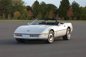 1985 c4 corvette ultimate guide overview specs vin info