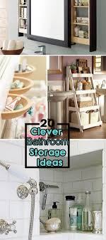 unique bathroom storage ideas the 25 best clever bathroom storage ideas on bathroom