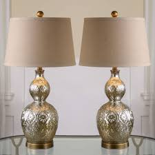 Modern Table Lamps Lighting Glass Table Lamps With Modern Table Lamps Design With