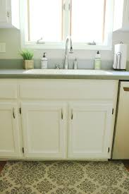chalk paint kitchen cabinets white chalk painted kitchen cabinets from honey oak to white
