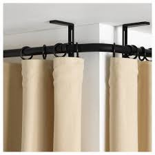 Corner Curtain Rod Connector New Universal Corner Curtain Rod Connector 2018 Curtain Ideas