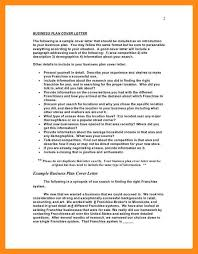 business plan cover letter efficiencyexperts us