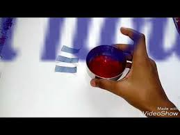 How To Make Litmus Paper At Home - how to make litmus paper and acid base indicator at home more