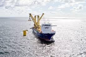 Heavy Equipment In High Demand Offshore Wind Industry
