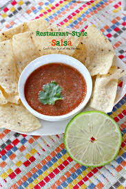 restaurant style salsa can u0027t stay out of the kitchen