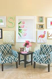 lilly pulitzer inspired wall art collage diary of a debutante