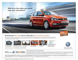 volkswagen ddb volkswagen takes the humorous route to showcase the power of a