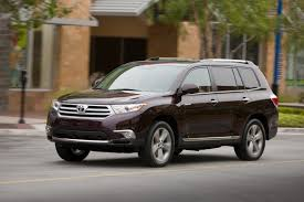 2011 toyota highlander facelift us spec model unveiled and priced