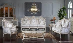 Classic Living Room 2017 Antique Baroque Furniture Rococo Style Classic Living Room