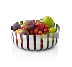 stainless steel fruit bowl polished u2013 blomus