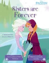 put story disney u0027s frozen sisters