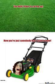Lawn Mower Meme - gotye lawn mower by hamu tama meme center