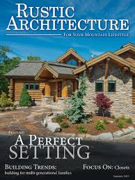 magazines archives the log home floor plan blog