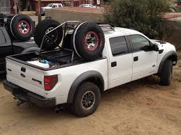 Ford Raptor Truck Bed Size - home chase truck ford raptor f 150 chase rack chase trucks