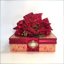 pre wrapped gift boxes christmas gift box vintage wrapped gift box jewelry gift box party