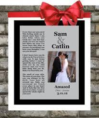 wedding quotes pdf 11x14 wedding vow or song lyrics keepsake custom