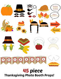 thanksgiving photo booth props groopdealz printable thanksgiving photo booth props