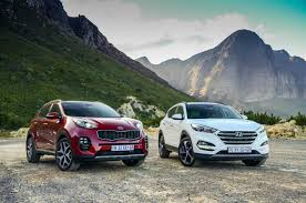 renault suv 2016 comparative review hyundai tucson vs kia sportage vs renault