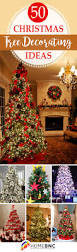 Silk Peacock Home Decor The 50 Best And Most Inspiring Christmas Tree Decoration Ideas For