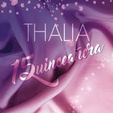 quinceanera photo albums quinceañera single by thalía on apple