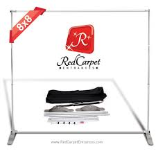 Wedding Backdrop Banner Cream Wedding Backdrop Red Carpet Kit 8x8 U2014 Red Carpet Runner