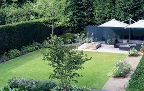 Gartengestaltung Mit Steinen Und Grsern Modern Moderne Gartenarchitektur Düsseldorf Hausgarten 1 Gartenplus