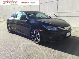 new 2018 honda civic touring 2d coupe in bow di state hf0155