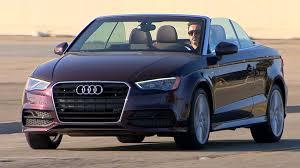 2015 audi a3 cost 2015 audi a3 cabriolet review roadshow