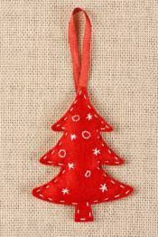 free christmas ornament patterns lovetoknow