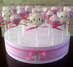 splendid hello kitty cake pops between the pages
