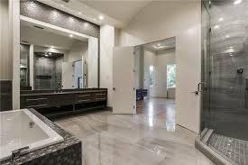 modern master bathroom ideas modern master bathroom with high ceiling undermount sink in helena