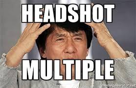 Multiple Picture Meme Generator - headshot multiple jackie chan meme generator
