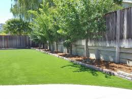 catchy simple backyard without grass home designs