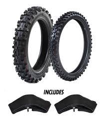 amazon com dirt bike tire 70 100 19 model p88 front or rear off