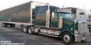 semi truck sleepers truck trailer transport express freight logistic diesel mack