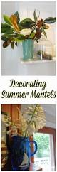 Ways To Decorate A Fireplace Mantel by Decorating Fireplace Mantel For Summer Lehman Lane