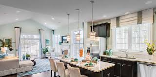 kendall college dining room new construction homes for sale toll brothers luxury homes