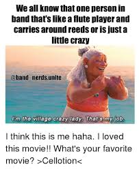 Flute Player Meme - we all know that one person in band that s like a flute player and