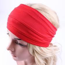 elastic headbands soft elastic headbands sports for women