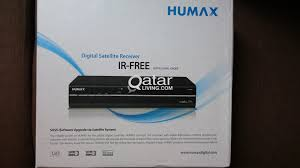 humax digital satellite receiver made in korea qatar living
