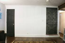 Colored Interior Doors Remodelaholic Decorating With Black 13 Ways To Use Colors