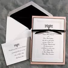 wedding invitations etiquette wedding invitation etiquette the dos and dont s wedding