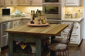 kitchen block island 1 1 2 thick island tops