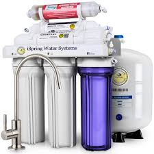 home depot under sink water filter ispring wqa gold seal 6 stage with alkaline re m filter 75gpd under