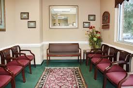 comfortable waiting room dominion endodontics